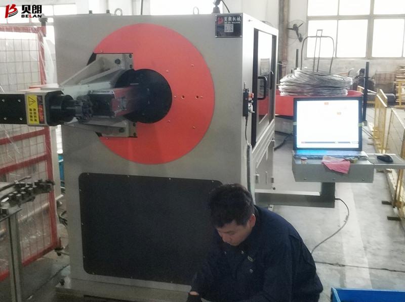 新金沙设备zai常熟某客户工厂处