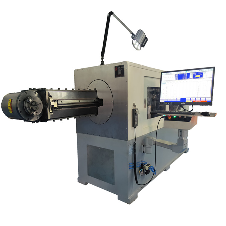 转头线材成型机BL-3D-61600 &8-16mm