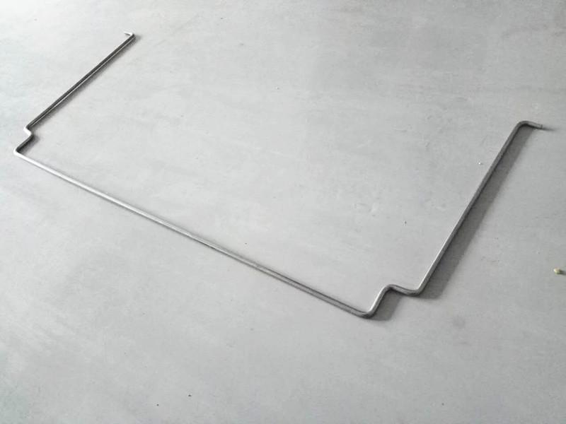 平ban铁丝折弯机,衣柜支jia成型