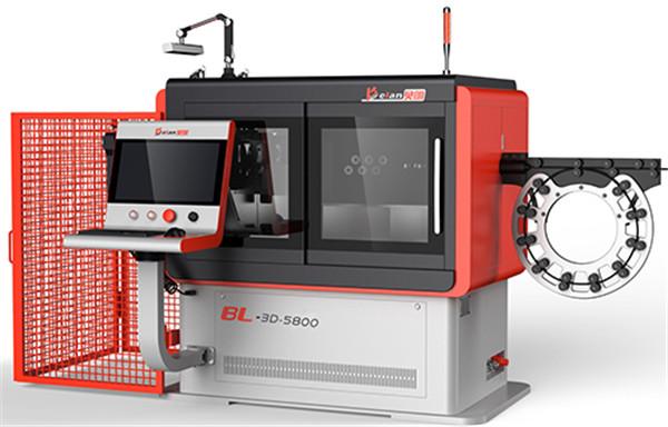 全自动弯钢丝机器的优势有哪些,你zhi道duo少?
